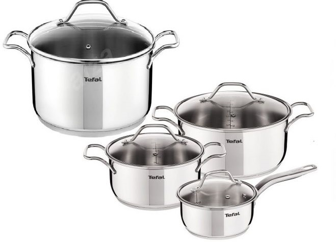 buy cheap tefal set compare cookware utensils prices for best uk deals. Black Bedroom Furniture Sets. Home Design Ideas
