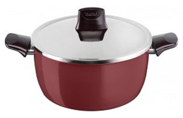 Tefal Pleasure Stew Pan 30cm with Lid