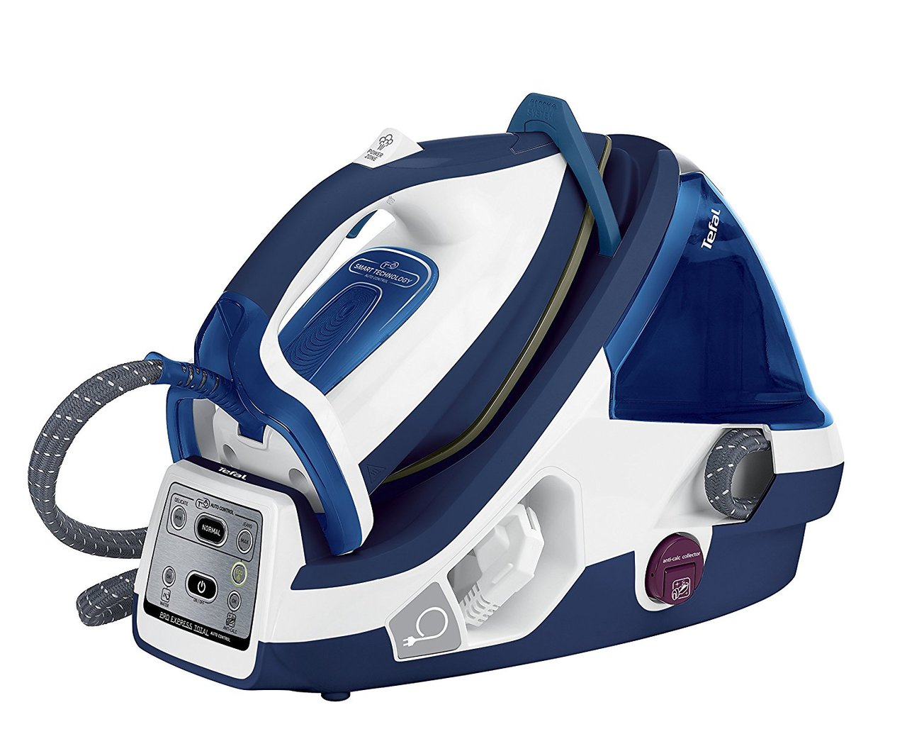 Tefal GV8962 Pro Express Total Auto Steam Generator Iron