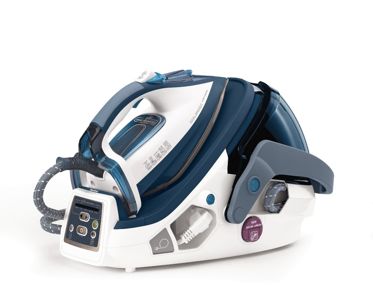 Tefal GV8980 Total Protect XPert Control Steam Generator Iron